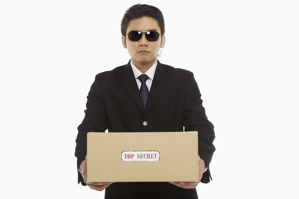 Livraison discrète garantie