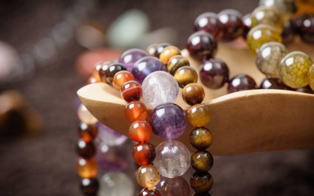 Les pierres fines au service de l'homme et de son bien-être