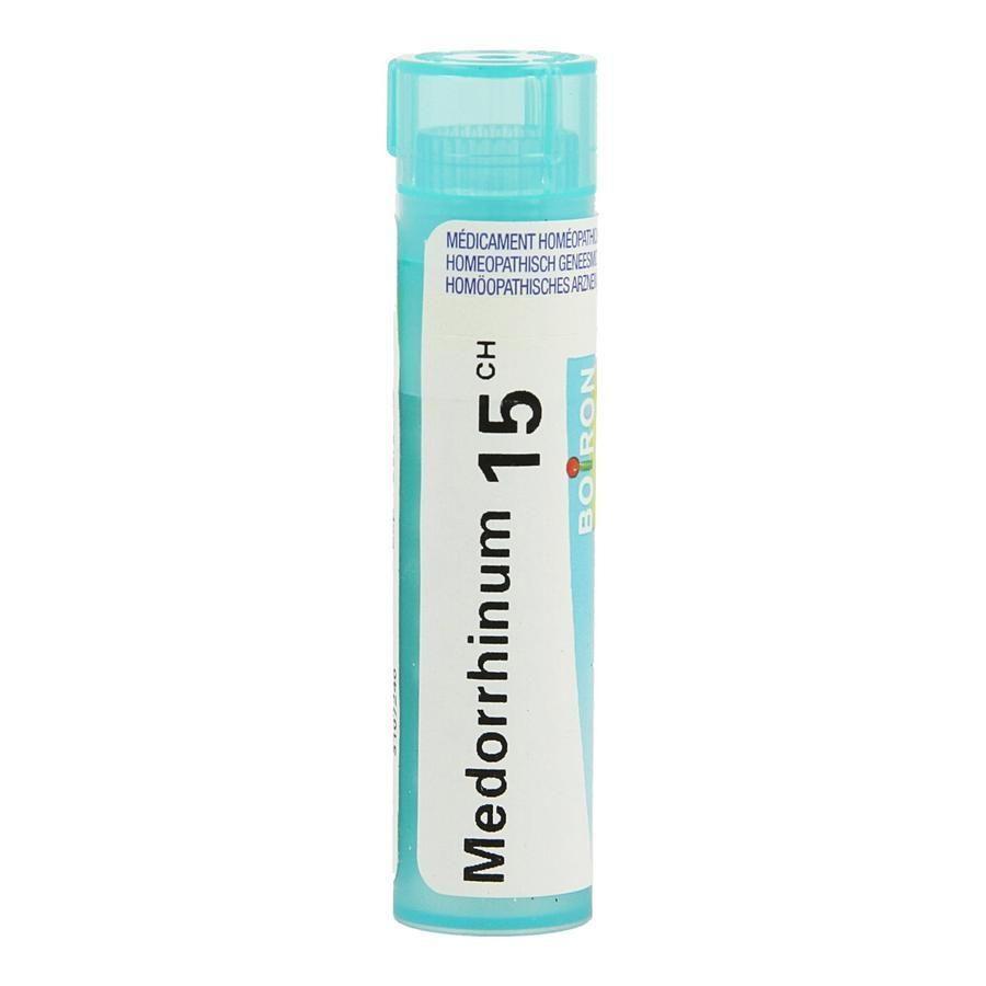 Homéopathie Medorrhinum