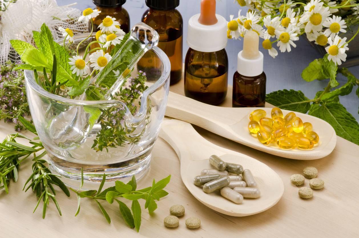 phytothérapie plantes soins bien-être