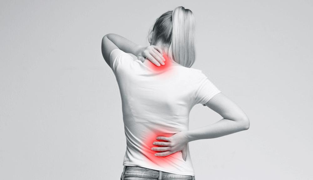 douleurs colonne vertebrale