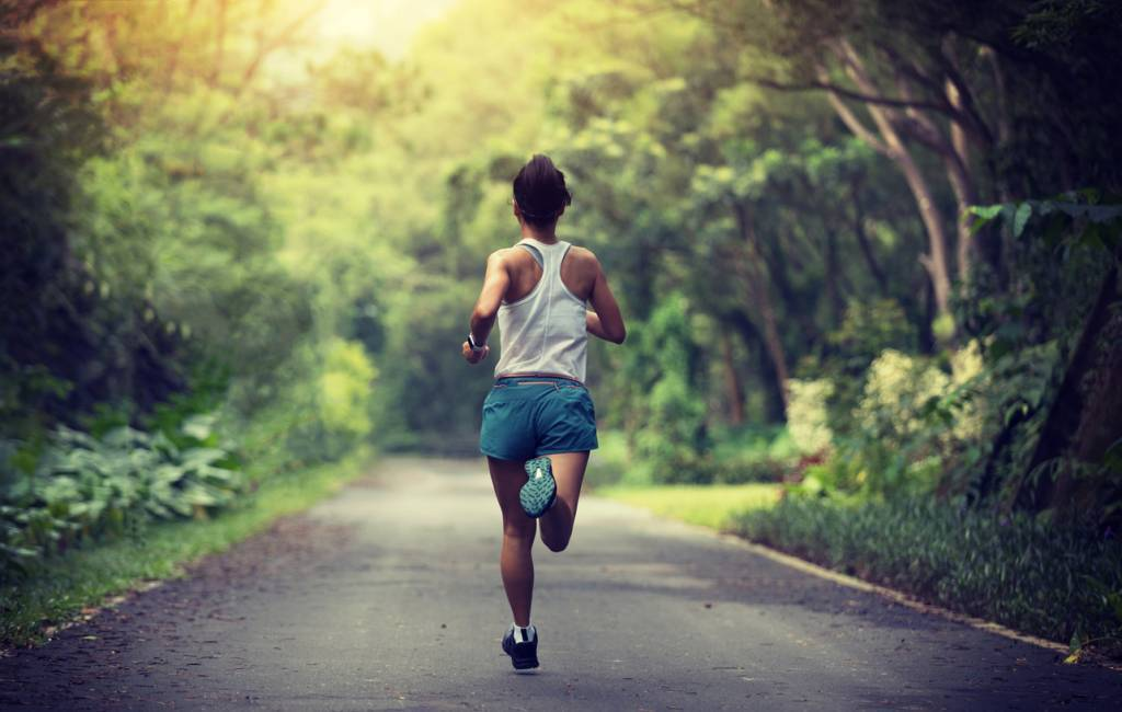 course à pied contre mal de dos