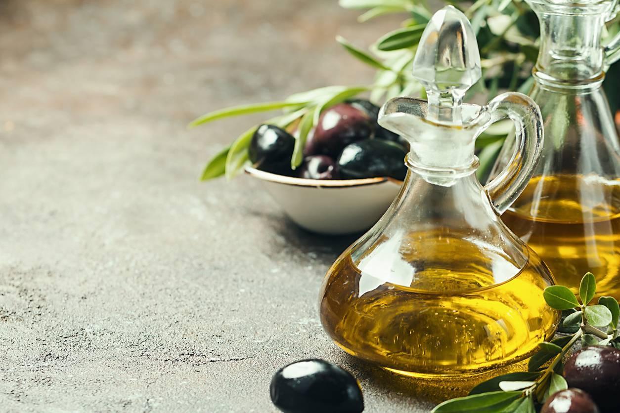 huile d'olive de qualité