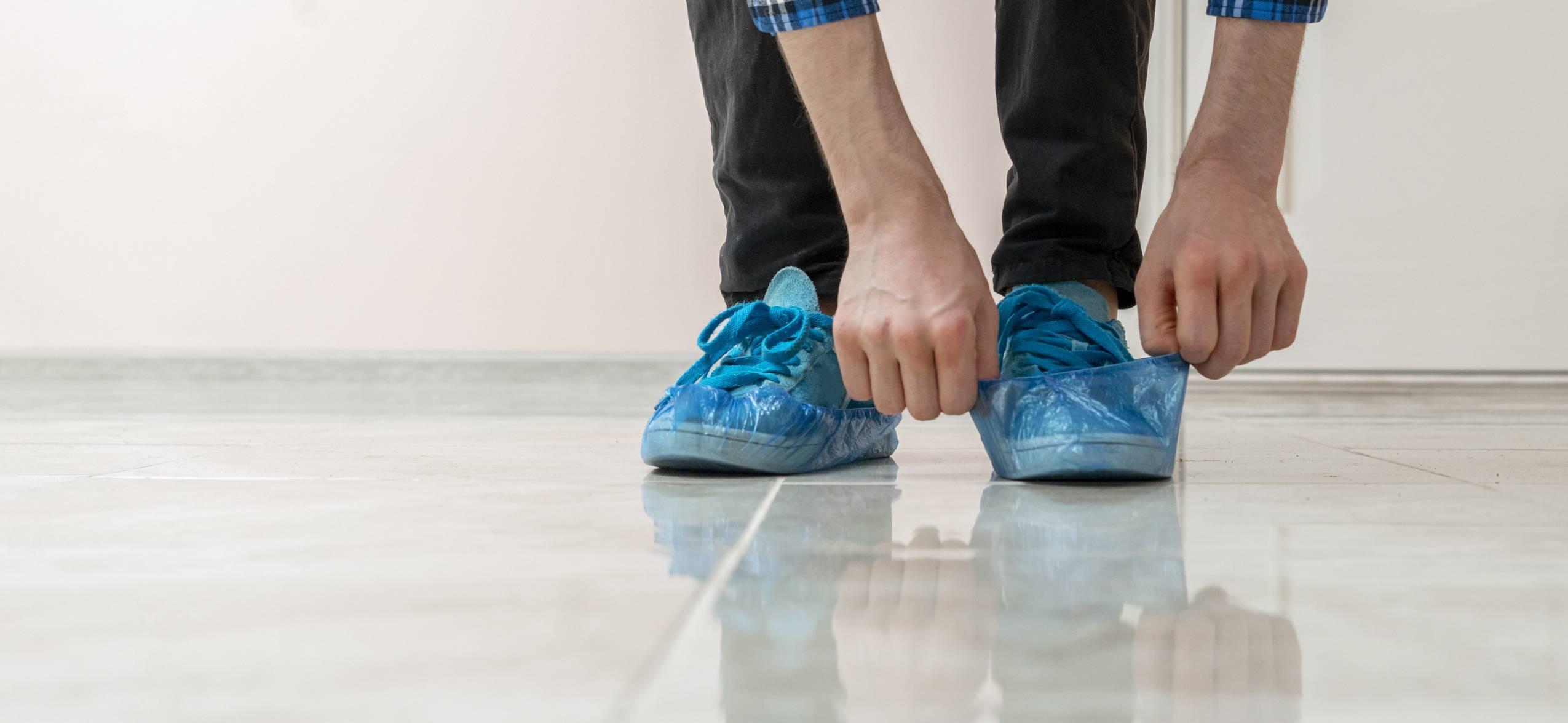 chaussures milieu médical