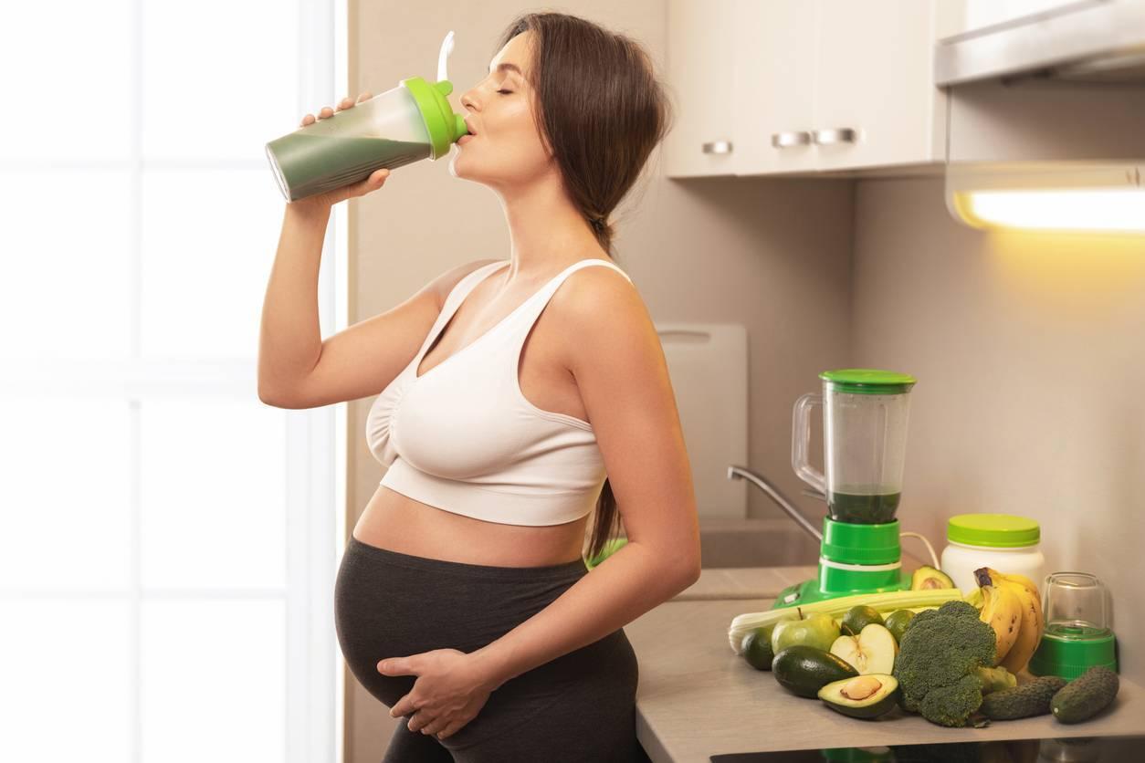 spiruline bienfait pour la grossesse