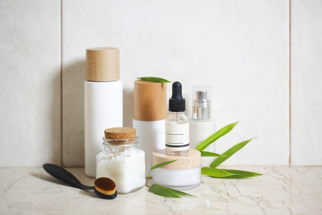 action des cosmétiques bio sur la peau