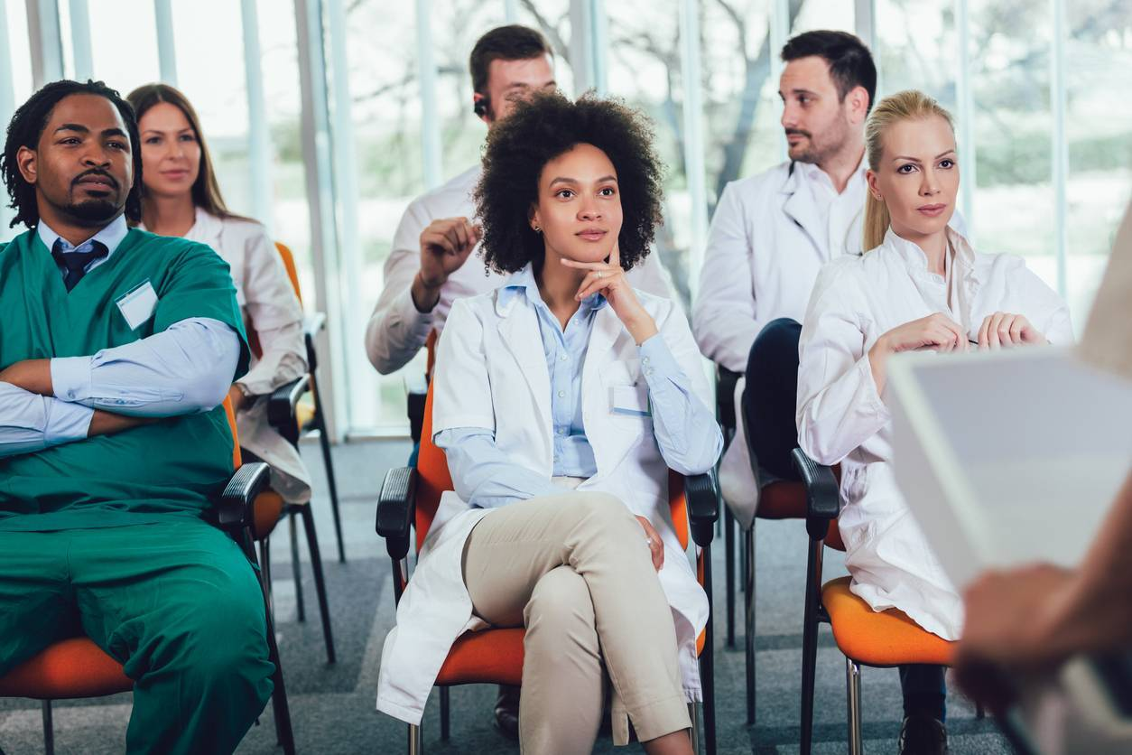 Personnels de la santé formation