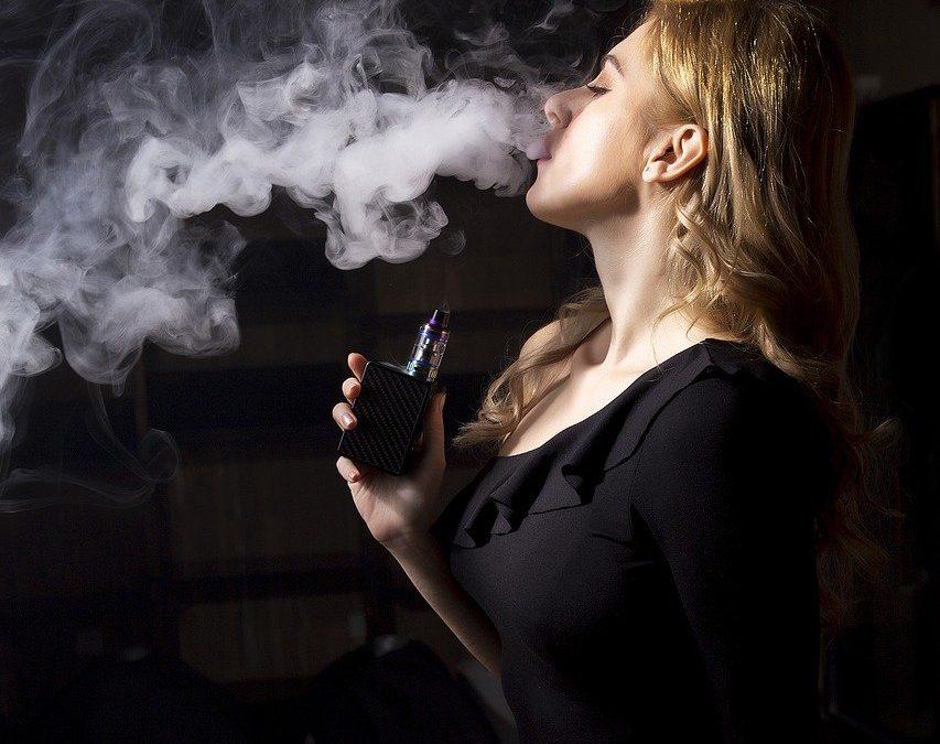 effets sur la santé de la cigarette électronique