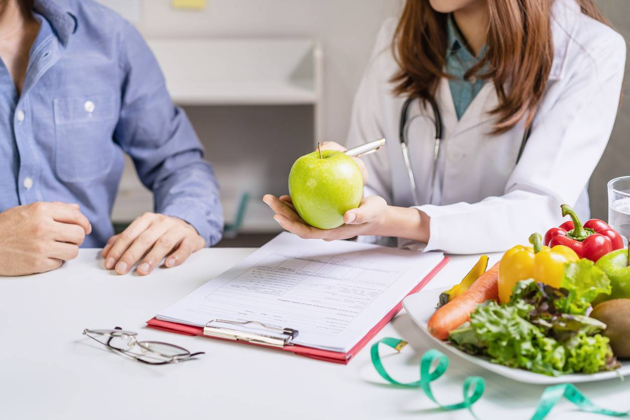 séance nutrithérapie